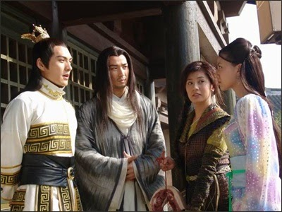 ฮ่องเต้หลี่ซื่อหมิน (Cin Emperor Lee Shin-Min)