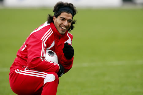 Luis Suarez 2012