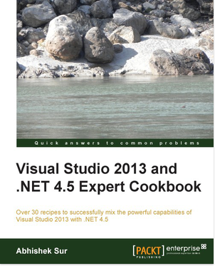 Visual Studio 2013 Expert Development Cookbook