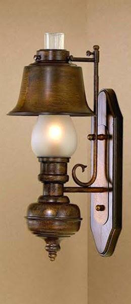 Aplique iluminacion clasico