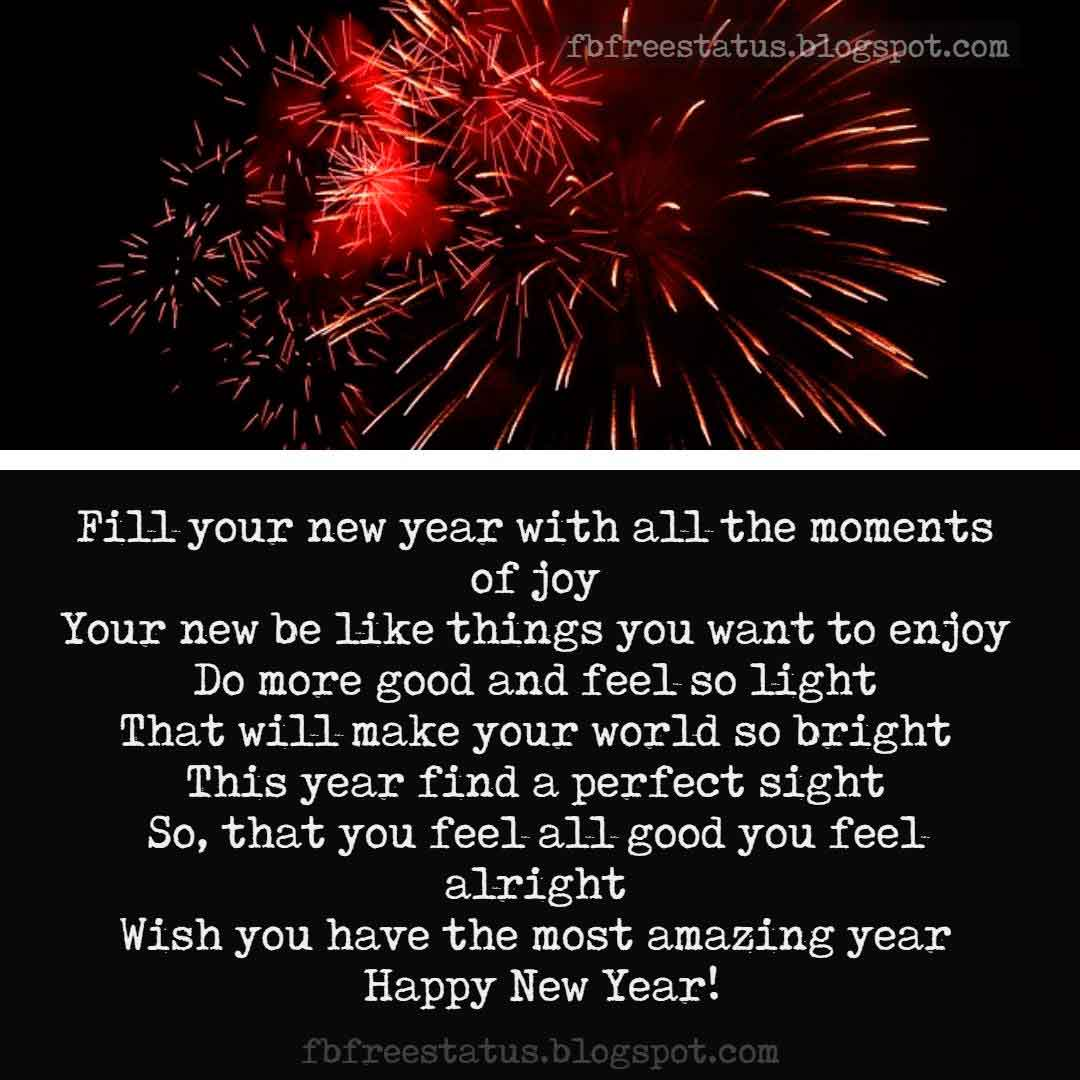 New Year Wishes Quotes and New Year Wishes Messages with ...