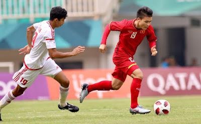 مباراة الإمارات وفيتنام لايف