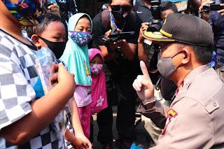 Peringati HUT Bhayangkara ke-74, Baharkam Polri Gelar Baksos dan Bakkes Serentak di Kota Tangerang