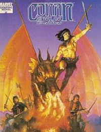 Marvel Graphic Novel: Conan of the Isles