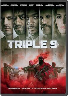 Triple 9 2016 Dual Audio 1080p BluRay
