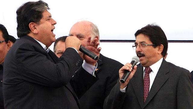 LA CORRUPCION EN EL GOBIERNO APRISTA