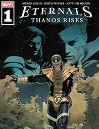 Eternals: Thanos Rises Comic