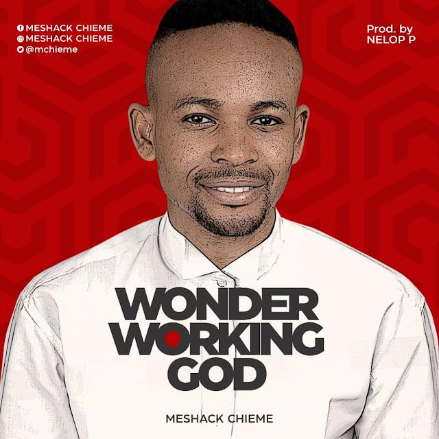 Audio: Meshack Chieme - Wonder Working God | Prod. By Nelop P