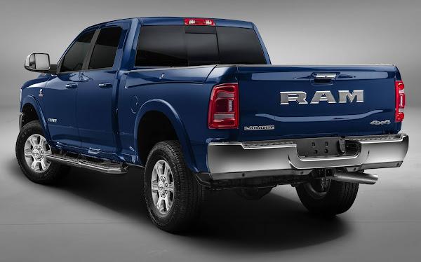 Ram 2500 Laramie 2021: preços, revisões e detalhes