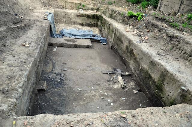 Cmentarzysko wczesnośredniowieczne zlokalizowane na Śródce w Poznaniu