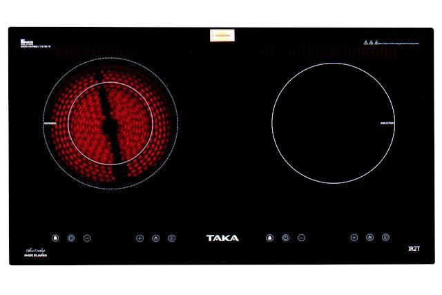 Bếp điện từ Taka - IR2T