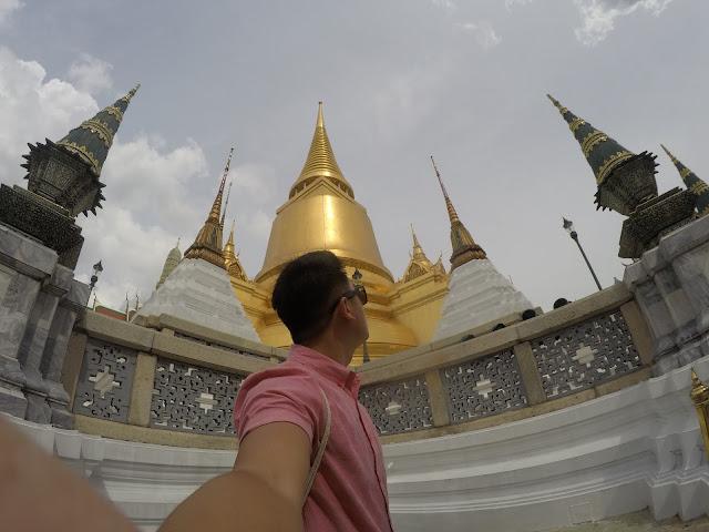 Wat Phra Kaew in Grand Palace
