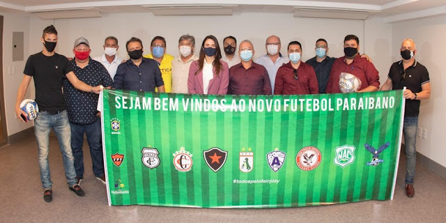 FPF divulga tabela básica e regulamento do Campeonato Paraibano de 2021; confira