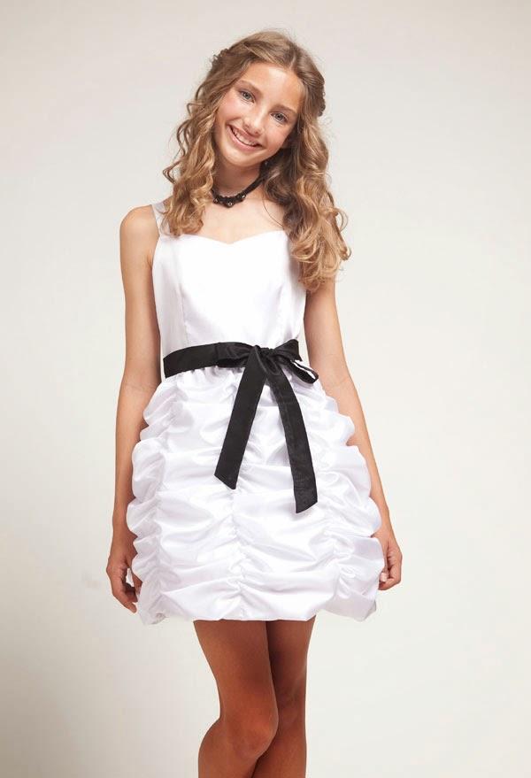 1.The Best Choice Junior White Dresses