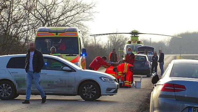 Halálos baleset: Gyermeket ütött el egy autós Eperjes közelében