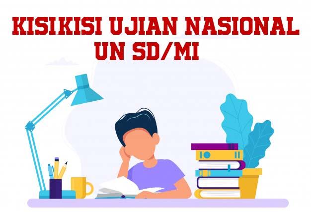 Kisi-Kisi UN Matematika SD