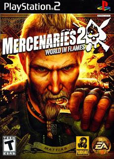 Mercenaries 2 - World in Flames (USA)