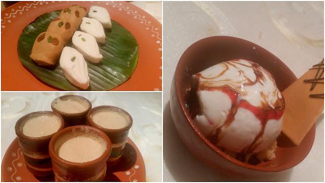 Bengali desserts