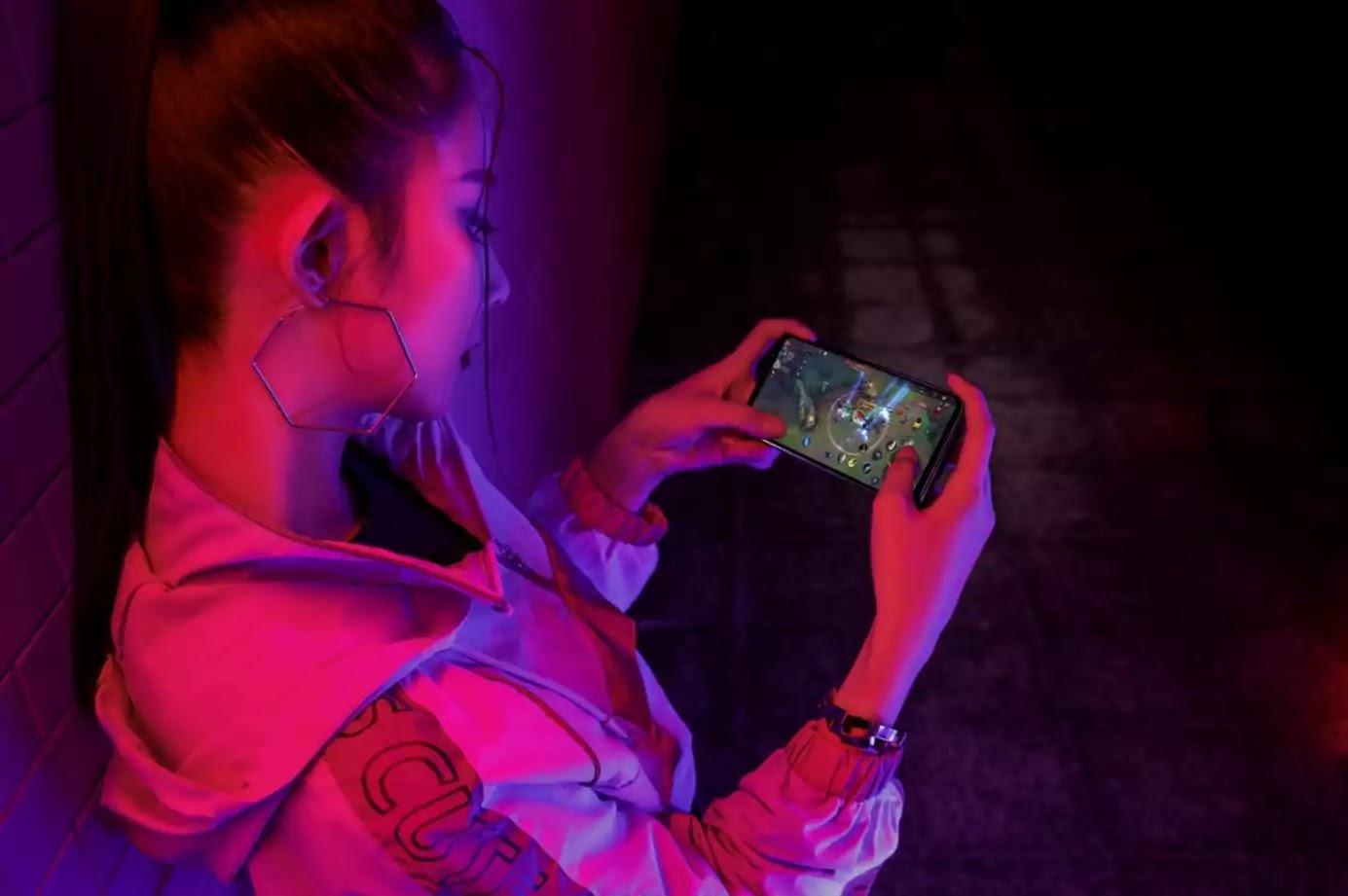 ROG Phone 5 Gameplay