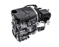 2011 all new Mercedes-Benz B-Class W 166 drive system engine diesel engine OM651/D18
