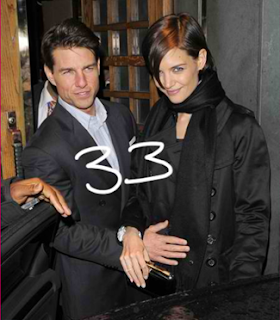 Tom Cruise and Katie Holmes Divorce 2012