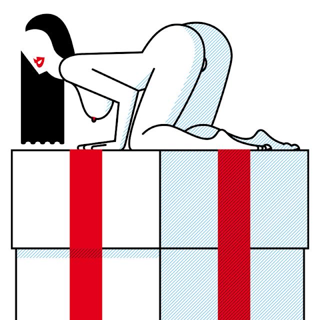 shoo bop ilustración dibujo ilustrador marcos moran illustration drawing