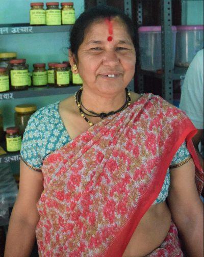 savitri garjaula Navratri Living Goddess