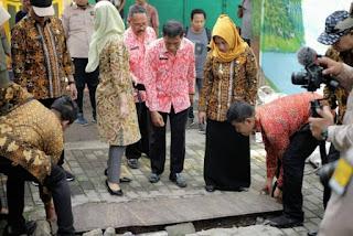 Sidak, Walikota Instruksikan PUPR Selesaikan Proyek Mangkrak
