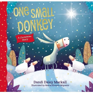 one small donkey cover
