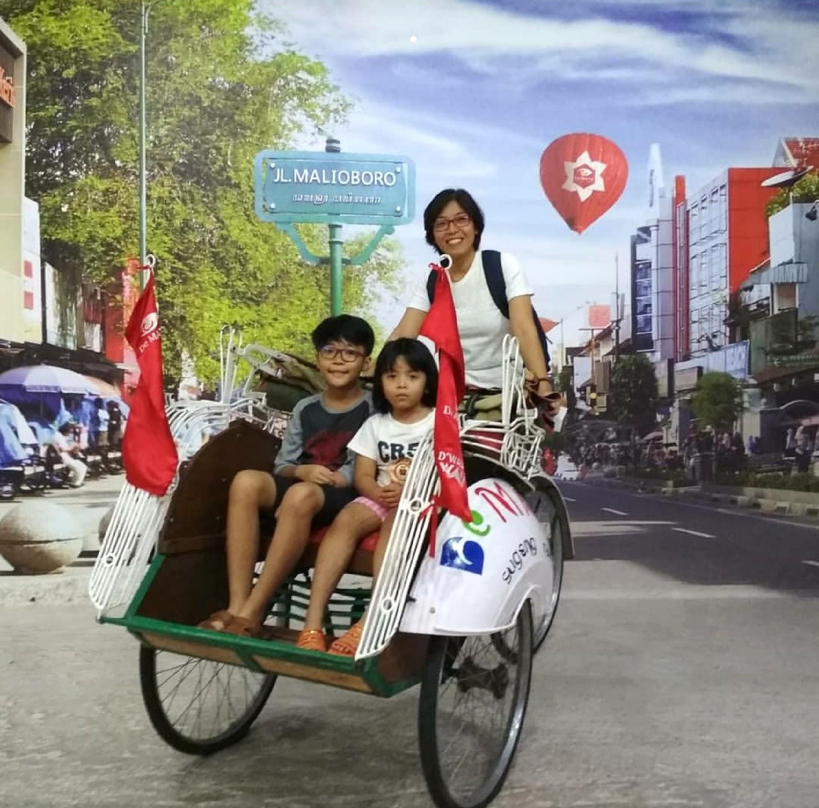 11 Spot Foto De Mata  Trick Eye Museum Yogyakarta, Harga Tiket dan Lokasi