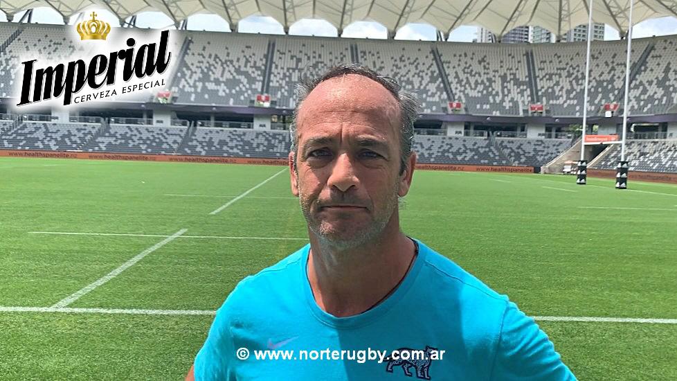 Manasa Fernández Miranda en la entrevista Imperial de Norte Rugby