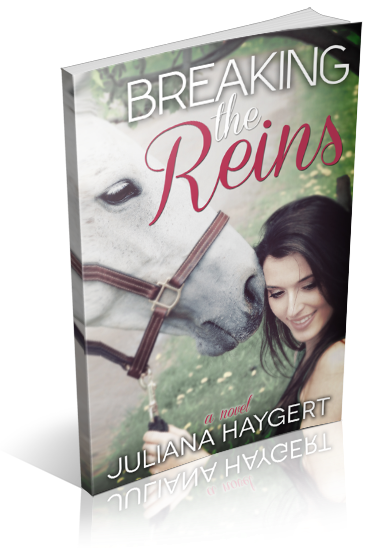 Tour: Breaking the Reins by Juliana Haygert