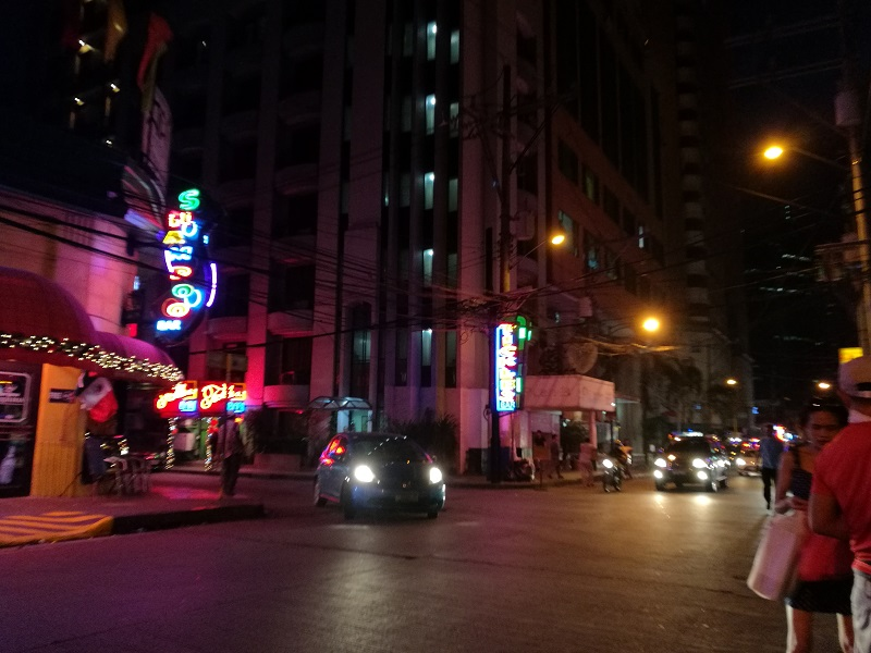 Makati Avenue's Red Light District