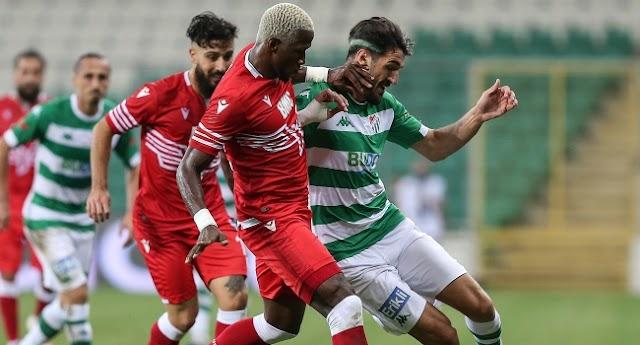 Adana Demirspor'da hedef play-off finali