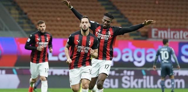 ملخص واهداف مباراة ميلان وبنيفنتو (2-0) الدوري الايطالي