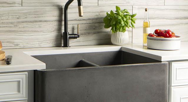 Native Trails kitchen sink