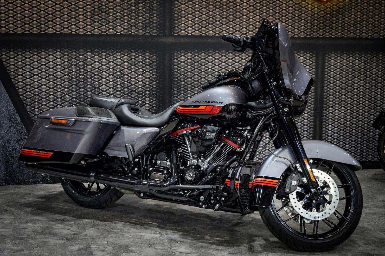 2020 Harley Davidson Touring Service Manual 94000738