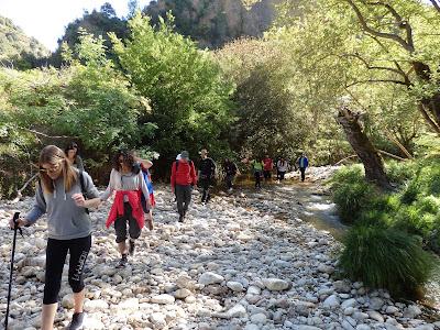 Ελληνικός Ορειβατικός Σύνδεσμος Φολόης Αρχαίας Ολυμπίας στο Αντρώνι