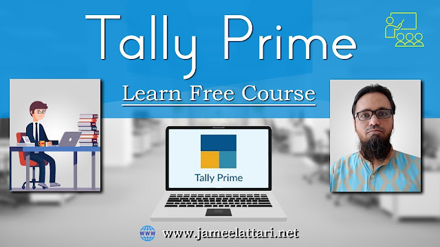 Free Tally Prime Course