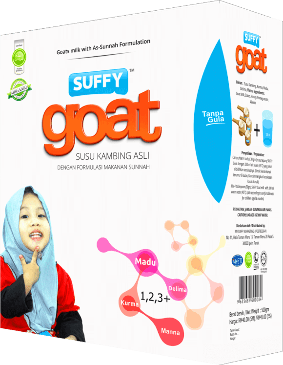 Susu Kambing Suffy