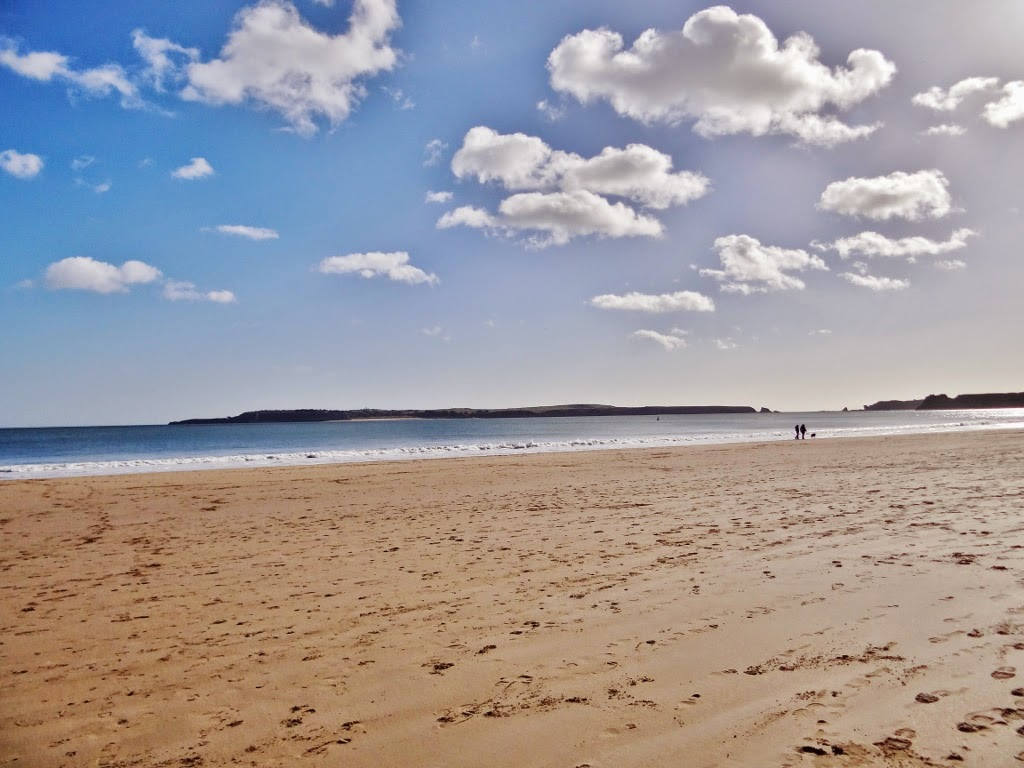 best British beaches tenby wales