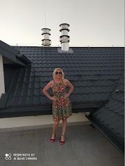 Wiskozowa sukienka :)
