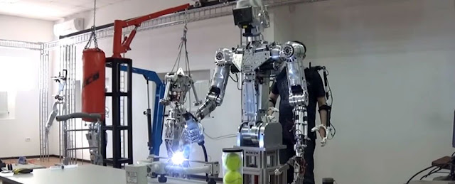 Latest News Russia wants to Apply these Humanoid Robots to change Humans on Space-walks
