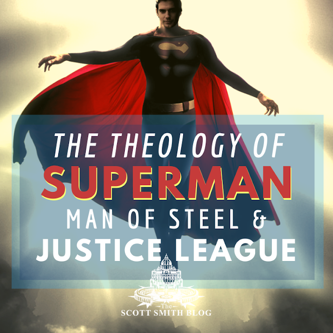 Theology of Superman: Man of Steel, Batman v. Superman, and Justice League
