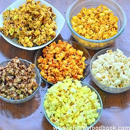 popcorn varieties