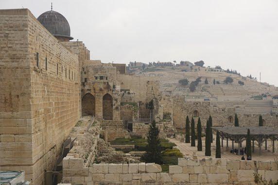 חומותיה של ירושלים