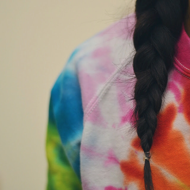 braid with little tip