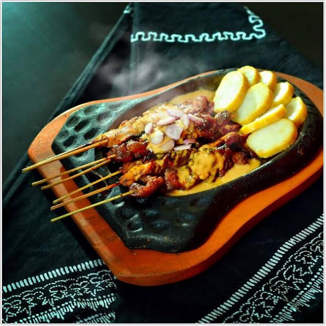 Warung Sate Ayam Ponorogo.;Top 10 Kuliner Ponorogo