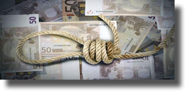 Άμεση ανάγκης κήρυξης στάσης πληρωμών για το δήθεν δημόσιο χρέος