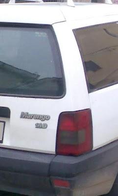 Fiat Tempra SW veya Marengo